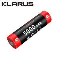 Batterie Klarus 21GT50 21700 5000mAh protégée 3.6V