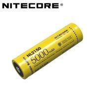 Batterie Nitecore NL2150 5000mAh 3.6V li-ion protégée - 18Wh