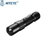 Lampe Torche NITEYE JET Ko02 -1800Lumens rechargeable batterie 21700 4000 mAh incluse