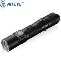 Lampe Torche NITEYE JET PC20 -1800Lumens rechargeable batterie 21700 5100 mAh incluse