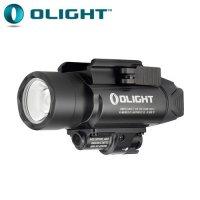 Lampe Olight BALDR PRO - 1350Lumens + laser vert