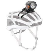 Fixation  lampe Petzl ULTRA, DUO Z2, DUO S pour casque de vélo