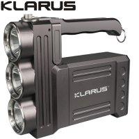 Lampe Torche Klarus rechargeable RS80GT - 10 000Lumens