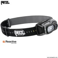 Lampe Frontale Petzl SWIFT RL PRO 900Lumens rechargeable