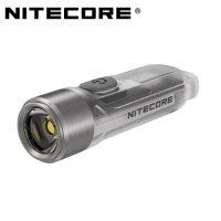 Mini lampe de poche Nitecore TiKi 300 Lumens, rechargeable, pour porte-clés