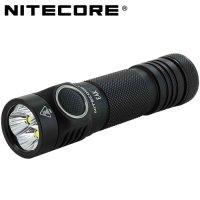 Lampe de poche Nitecore E4K - 4400 Lumens batterie 21700 incluse