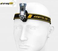 Lampe frontale Armytek Zippy ES - 200 Lumens rechargeable multifonction 3 en 1, base aimantée