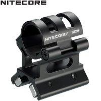 Support Magnétique Nitecore GM02MH, montage lampe sur tube